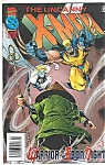 The Uncanny x-men - Marvel comics - #329 Feb . 96