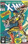 The Uncanny X-Men - Marvel comics - # 279 Aug. 1991