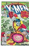 The Uncanny X-Men -  Marvel comics - # 293 Oct. 1992