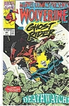 Wolverine and Ghost Rider - Marvelcomics # 67  1990