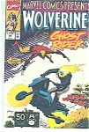 Wolverine & Ghost Rider - Marvel comics -#68    1991