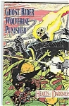 Ghost Rider-Wolverine-Punisher -Marvel comics  1991