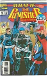 Click here to enlarge image and see more about item J2710: What if--The Punisher-# 57   Jan.1994 Marvel comics
