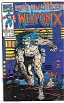 Click here to enlarge image and see more about item J2719: Weapon X- Marvel comics - # 80  1991