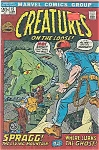 Creatures on the Loose! =Marvel comics # 15 Jan. 1975