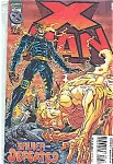 X-Man - Marvel comics -  # 10  Dec.  1995