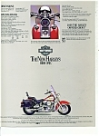 Click here to enlarge image and see more about item J2752a: Harley-Davidson brochure 1985