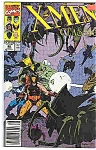 X-Men Classic - Marvel comics - # 60 June1991