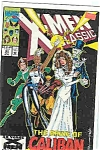 Click here to enlarge image and see more about item J2756: X-Men Classic - Marvel comics - # 83 May 1993