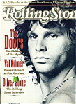 Click here to enlarge image and see more about item J2761a: Rolling Stone Magazine - April 4, 1991