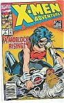 X-Men Adventures - Marvel comics - # 5 March 1993