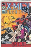 Click here to enlarge image and see more about item J2780: X-Men Archives - Marvel comics - # 4  Jan. 1995