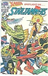 X-Men:Starjammers - Marvel comics - 2 of 2  1990