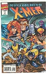 X-Men - Marvel comics - # 1  April 1994