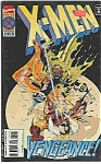 X-Men - Marvel comics - # 38  Nov. 1994