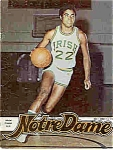 Click here to enlarge image and see more about item J2807: Notre Dame-Davidson Basketball guide Feb 2, l980