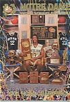 Notre Dame Women's Basketball guide 2001-2002