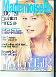 Click here to enlarge image and see more about item J2831a: Mademoiselle magazine- September 1994