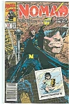 Click here to enlarge image and see more about item J2875: Nomad - Marvel comics - # 1  May   1992
