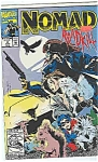 Click here to enlarge image and see more about item J2876: Nomad - Marvel comics - # 2  June 1992