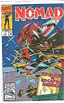 Click here to enlarge image and see more about item J2877: Nomad - Marvel comics - # 3 July  1992