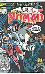 Click here to enlarge image and see more about item J2879: Nomad - Marvel comics - # 5  Sept. 1992