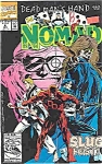 Click here to enlarge image and see more about item J2880: Nomad - Marvel comics - # 6 Oct. 1992
