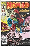 Click here to enlarge image and see more about item J2882: Nomad - Marvel comics - # 8 Dec. 1992