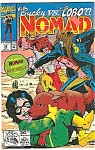 Nomad - Marvel comics - # 10  Feb. 1993