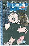 Next Men - Dark Horse comics - # 9  1992