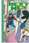 Click here to enlarge image and see more about item J2902: Next Men - Dark Horse comics - # 10  1992