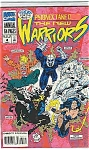 Warriors - Marvel comics - Annual  # 4  1994