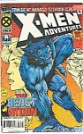 X-Men Adventures - Marvel comics - # 10 Nov.1994