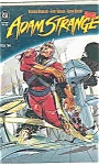 Adam Strange - DC comics - Book two 1990