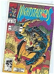 Click here to enlarge image and see more about item J2952: Nightstalkers - Marvel comics - # 4  Feb.1993