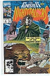 Click here to enlarge image and see more about item J2953: Nightstalkers - Marvel comics - # 5 March 1993