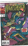 Click here to enlarge image and see more about item J2957: Nightstalkers - marvel comics - # 9 July 1993