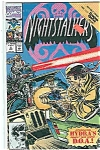 Click here to enlarge image and see more about item J2961: Nightstalkers - marvel comics - # 3  Dec. 1991