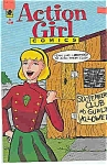Action Girl comics - Slave Labor Graphics - #2 1994