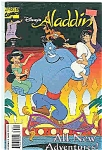 Click here to enlarge image and see more about item J2965: Disney;s Aladdin - Marvel comics - # 1 Oct. 1994