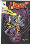 Ninjak - Valiant comics - # 6 August  1994