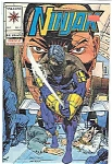 Ninjak - Valiant comics - # 7  Sept. 1994