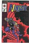 Ninjak - Valiant comics - # 8 Oct. 1994