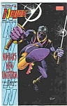 Ninjak - Valiant comics - # 11  Jan. 1994