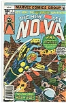 Nova    - Marvel comics -  # 7  March 1977