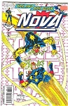 Nova - Marvel comics -  # 6 June  1994