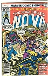 Nova - Marvel comics - # 10  June 1977