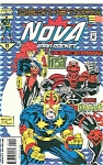 Nova - Marvel comics - # 13  Jan.   1995