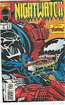 Click here to enlarge image and see more about item J3003: Nightwatch - Marvel comics - # 5  Aug. 1994