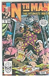 Nth Man  - Marvel comics - #8 Jan.1990